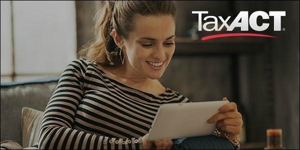 TaxAct Free online tax filing