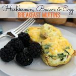 Hash Brown, Bacon and Egg Muffins