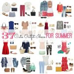 37 Cute Outfit Ideas for Summer You Don't Want to Miss