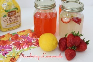 An Easy & Fun Drink Idea for Kids When Entertaining