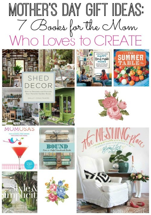 mothers day gift ideas books