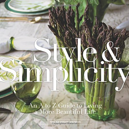 style and simplicity