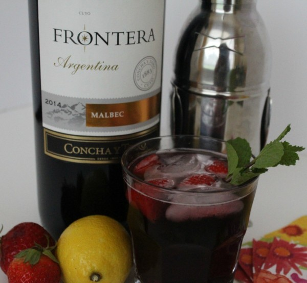 Frontera Wines Cocktails