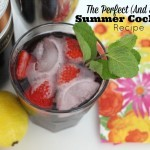 A Delicious 5-Ingredient Summer Cocktail You Can Make Yourself