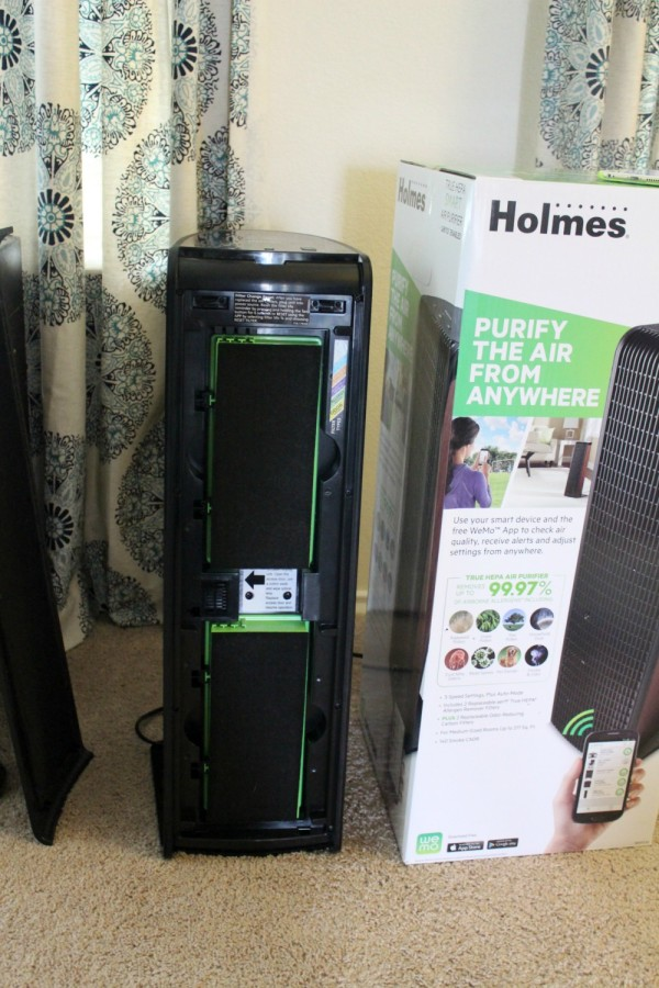 Holmes smart air purifier review-03