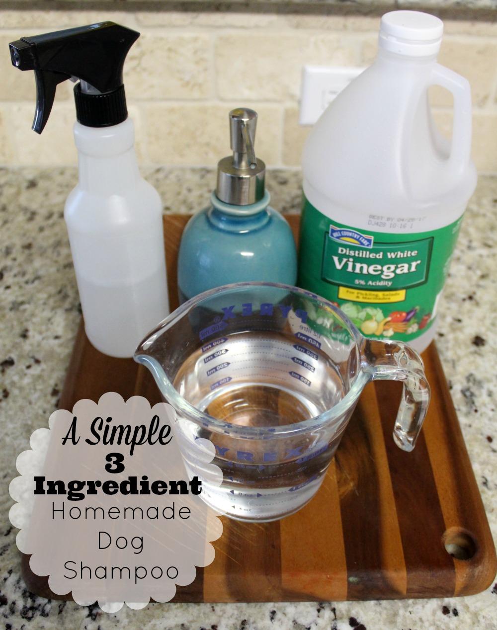 How to make a shampoo