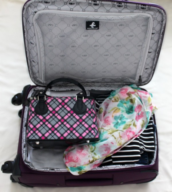 How to pack for trip