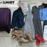 How to Pack Light for a Trip + One Amazing Giveaway & Sweeps