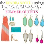 The Kendra Scott Earrings You Really Want for Your Summer Outfits