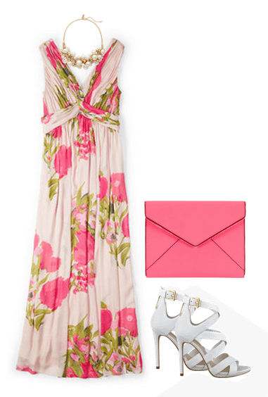 Do you love maxi dress outfits? Here's some outfit inspiration for you featuring the oh so comfortable and versatile maxi dress. The perfect look for spring and summer fashion.