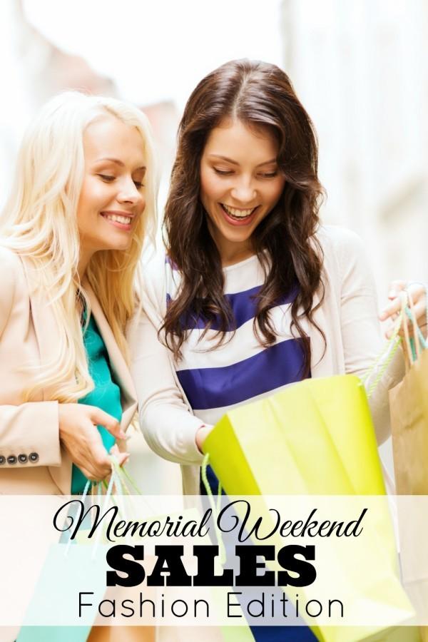 Memorial Day Sales Fashion