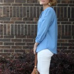 11 Ways to Style White Jeans – From Dressy to Casual