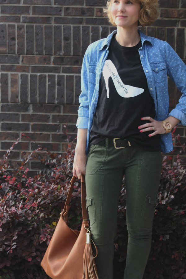 t-shirt outfit