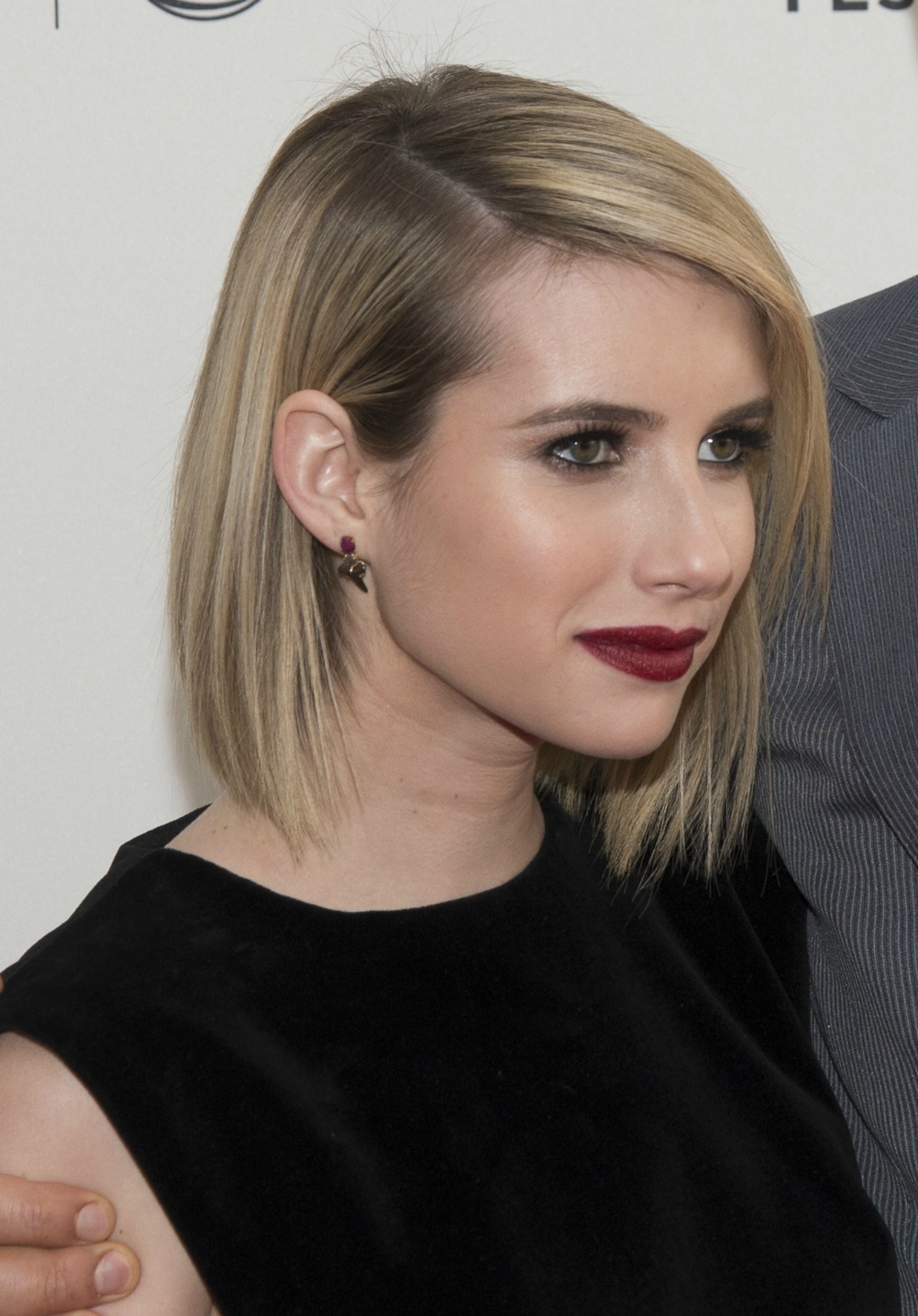 emma roberts haircut - photo #1