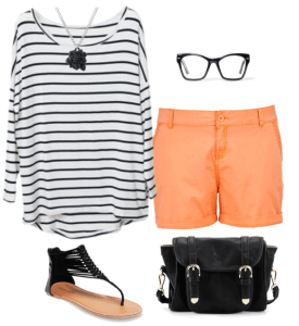 Cute Outfit Ideas of the Week #55 – Summer Shorts Outfits