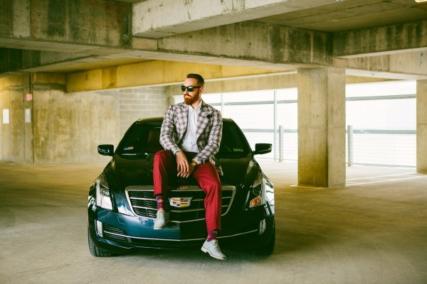 Fashion X Austin Men Cadillac Shoot