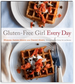 Gluten Free Girl Every Day -- One of the 33 cookbooks I really want in my kitchen.