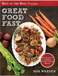 Great Food Fast - The title explains it all - how to prepare great food FAST.