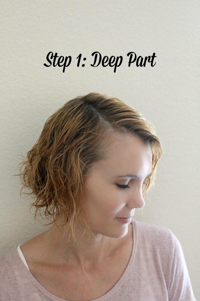 Hairstyle idea for short hair-01