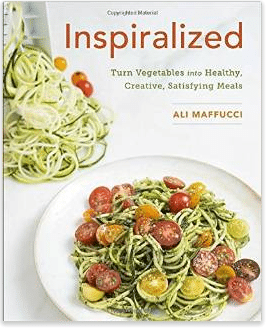 Inspiralized - the cookbook that will show you how vegetables make great alternatives to pasta.