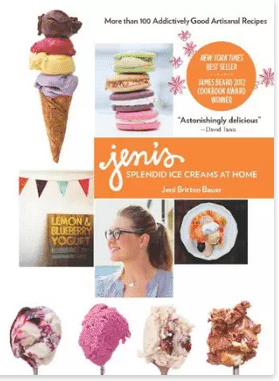 Jenis Splendid Ice Creams - You had me at ice creams and splendid. A must own cookbook for the ice cream fanatic.