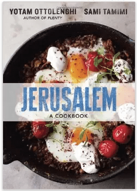Jerusalem: A Cookbook -- One of the 33 cookbooks I really want in my kitchen.