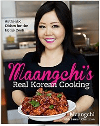 Maangchi's Real Korean Cookbook