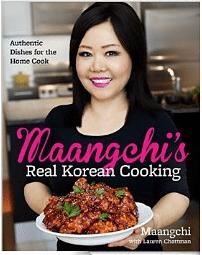 Maangchi's Real Korean Cookbook