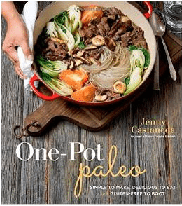 One Pot Paleo -- Paleo meals cooked up easy, fast and with less mess.