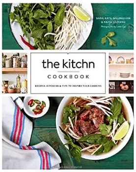 The Kitchn Cookbook - One of the 33 cookbooks I really want in my kitchen now.