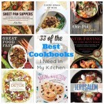 33 of the Best Cookbooks I Need In My Kitchen