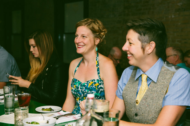 Swift's Attic Eat Out for Good Event
