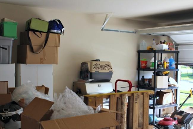 garage diy organizing project-02