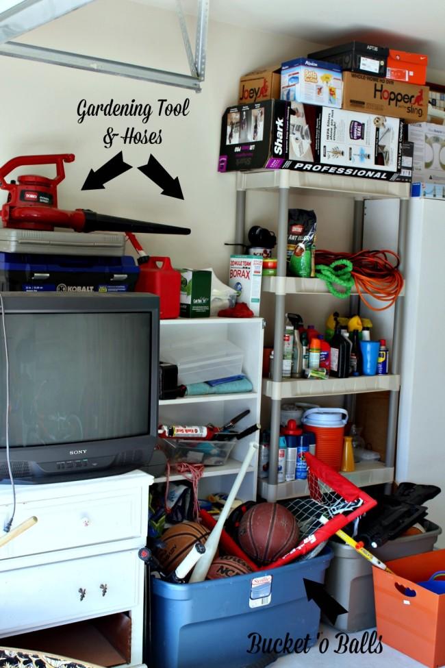 garage diy organizing project-05