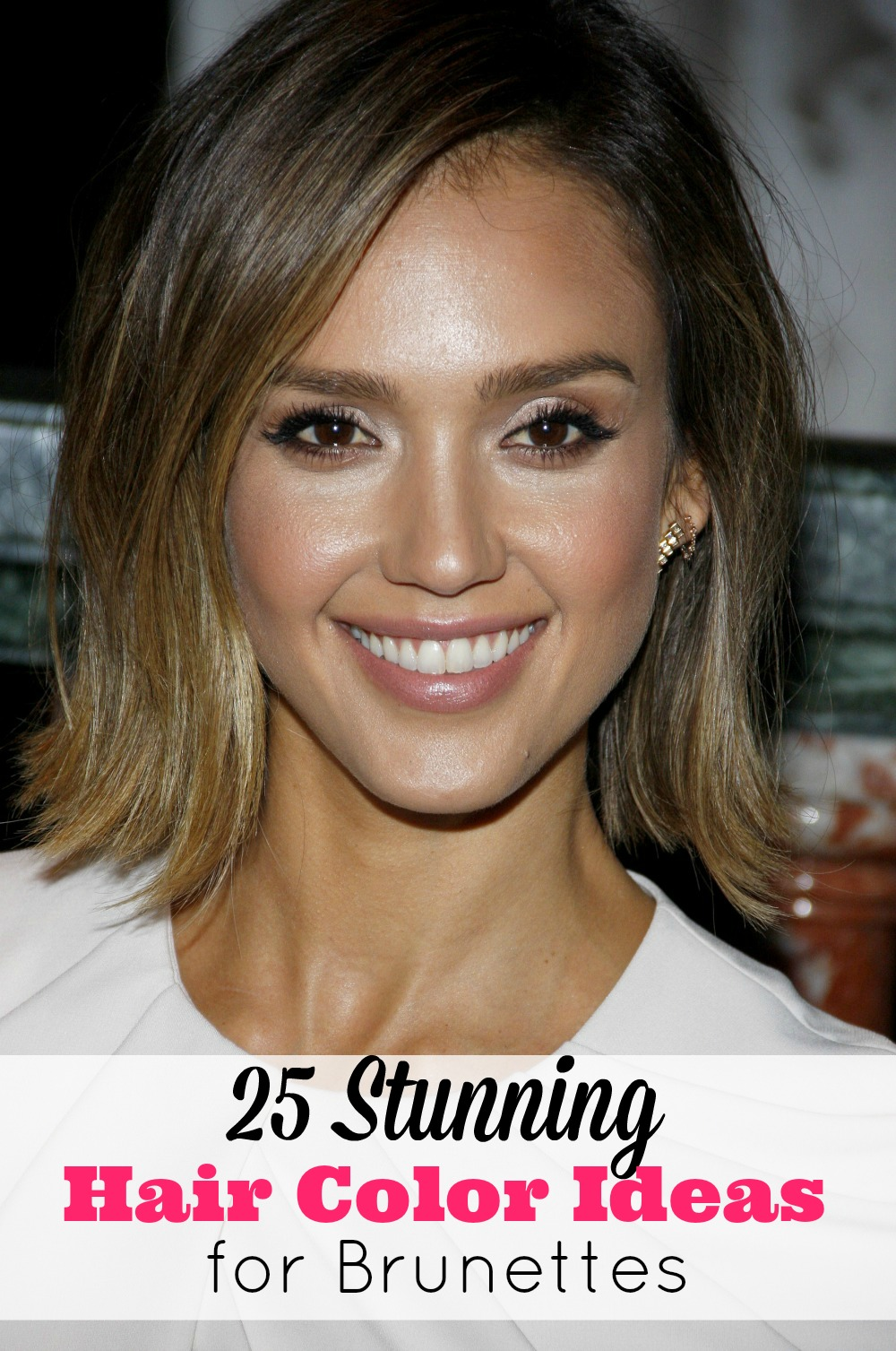 25 Stunning Hair Color Ideas For Brunettes Mom Fabulous