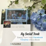 Turn Your Facebook Timeline Into a Book with My Social Book {Discount Code!}