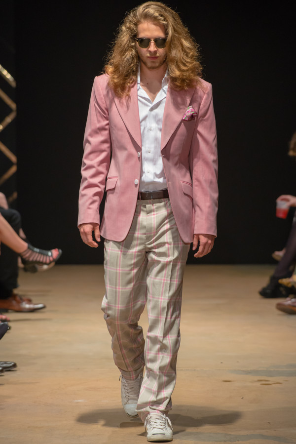Ross Bennett Austin Fashion Week 2015
