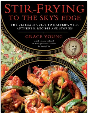 Stir Frying to the Sky's Edge -- The perfect way to cook up a fast and healthy family meal - stir frying, Learn from one of the best.
