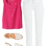 Cute Outfit Ideas of the Week #59 – 3 Ways to Wear White This Summer