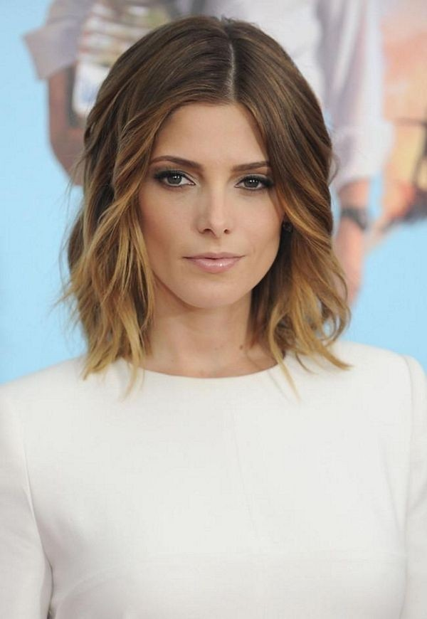 Womens Shoulder Length Hairstyles hair color trend
