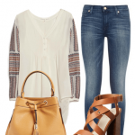 Cute Outfit Ideas of the Week #61 – Fall Denim Outfits