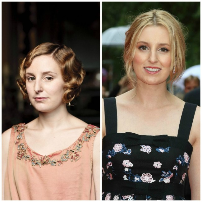 Lady Edith Crawley-