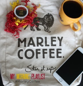 Take the Marley Coffee Pledge and Be #CoffeeConscious