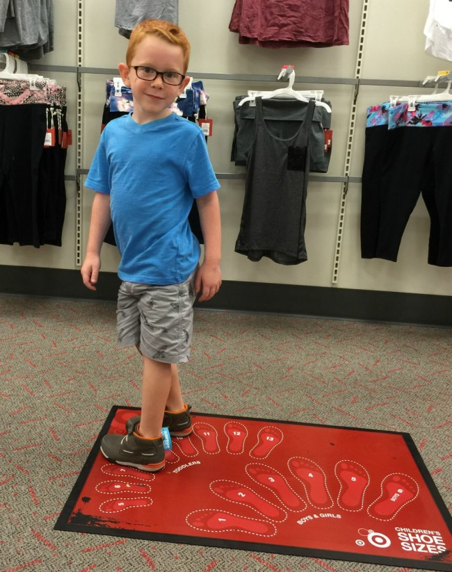 The new Stride Rite Line at Target called Surprize is sure to be your kiddos favorite new pair of shoes. Kids will love them for their comfort and fit, while parents will love them for their durability.