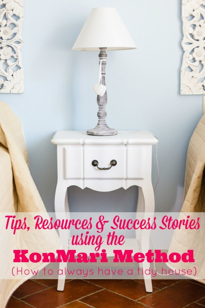 These tips, resources and success stories show how the KonMari Method of cleaning and organizing your home can be life changing. Just like the title of her book states!