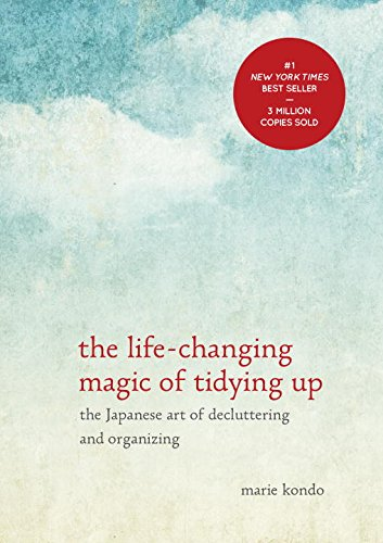 Have you heard about the book The Life-Changing Magic of Tidying Up and the KonMari Method of organizing. This book is full of fantastic principles on keeping a clean and organized home.