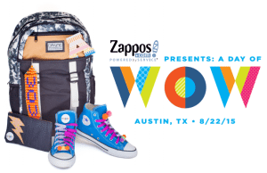 Zappos and Crafting Community Team Up for a Day of WOW!