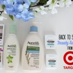 Back to School Beauty Favorites, Plus a $100 Target Gift Card Giveaway!