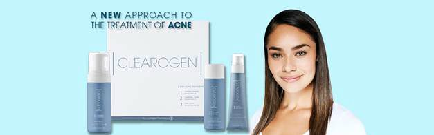 clearogen acne system
