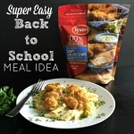 A Super Easy Meal Idea for Back to School